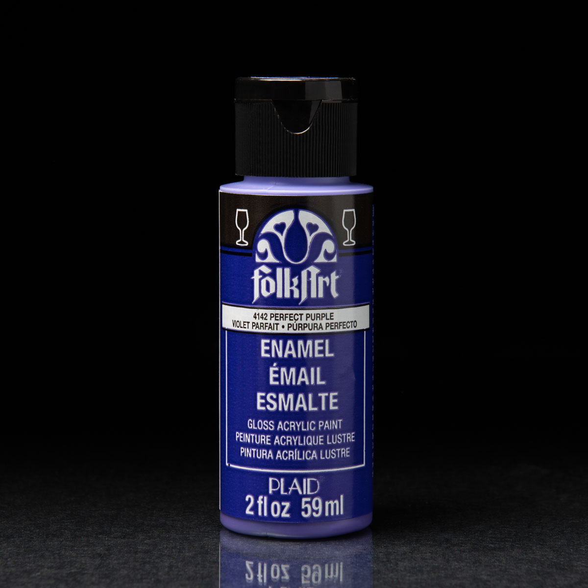 FolkArt ® Enamels™ 8 Color Set - ENAM8SET