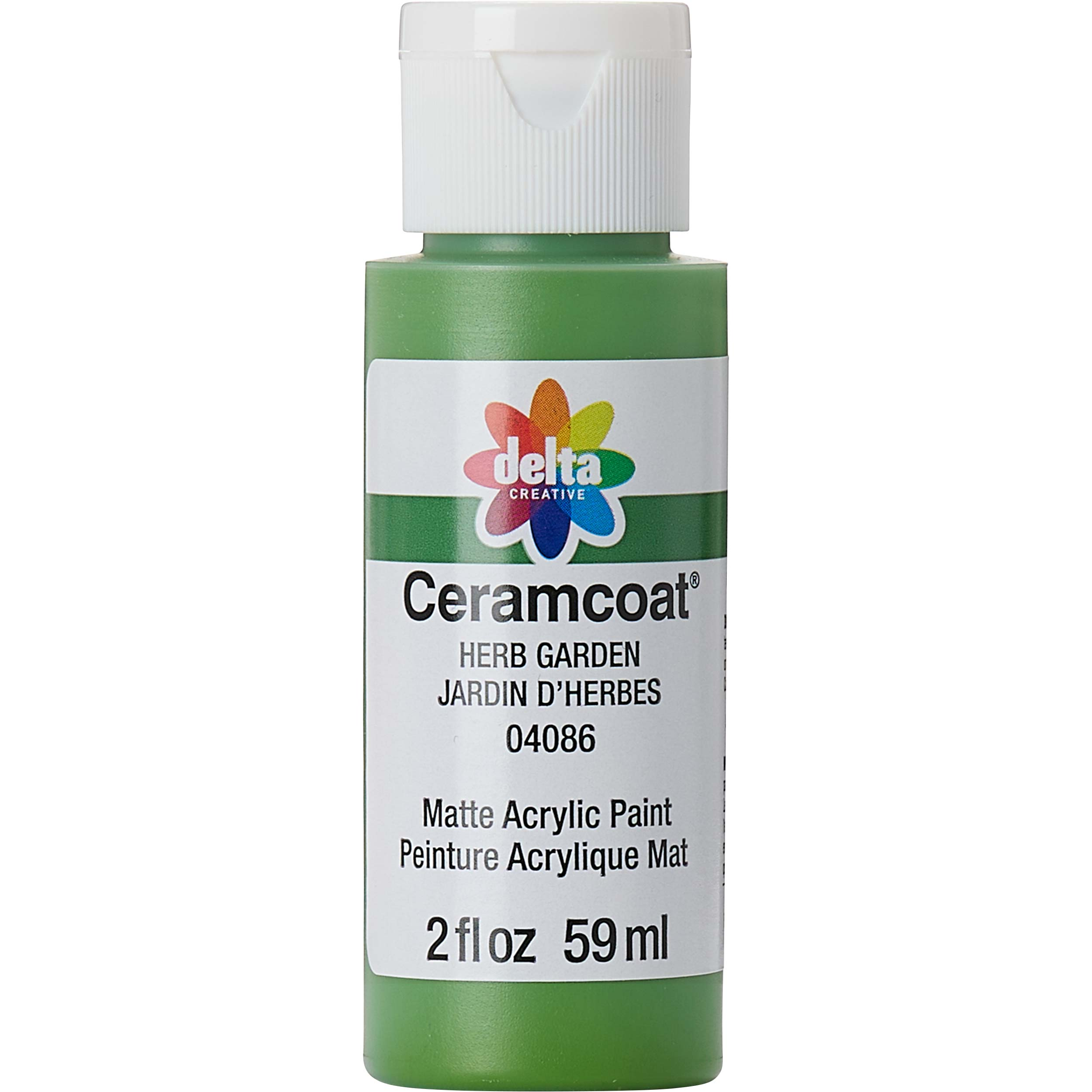 Delta Ceramcoat ® Acrylic Paint - Herb Garden, 2 oz.