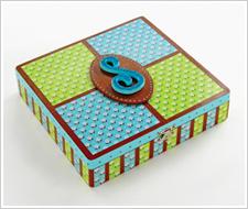 Monogrammed Box