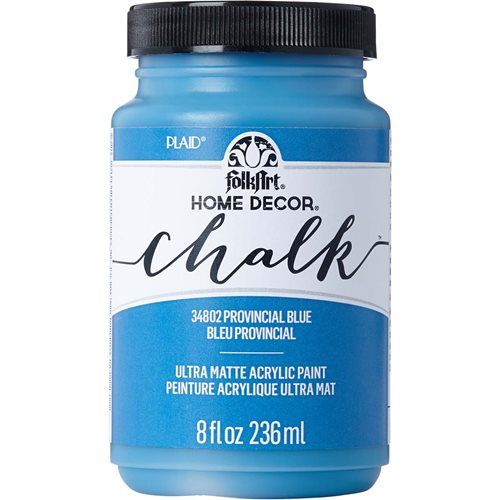 FolkArt ® Home Decor™ Chalk - Provincial Blue, 8 oz. - 34802