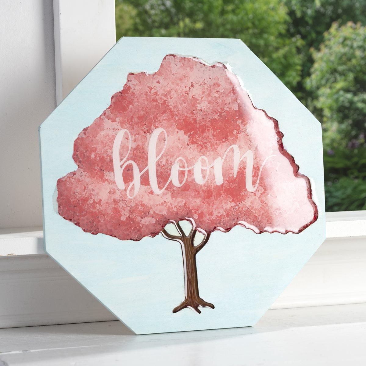 Bloom Cherry Blossom Tree