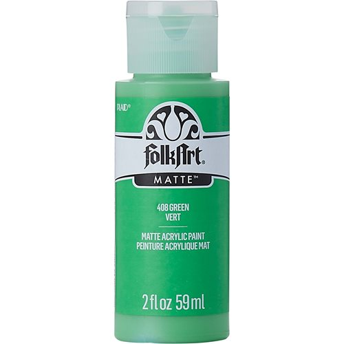 FolkArt ® Acrylic Colors - Green, 2 oz.