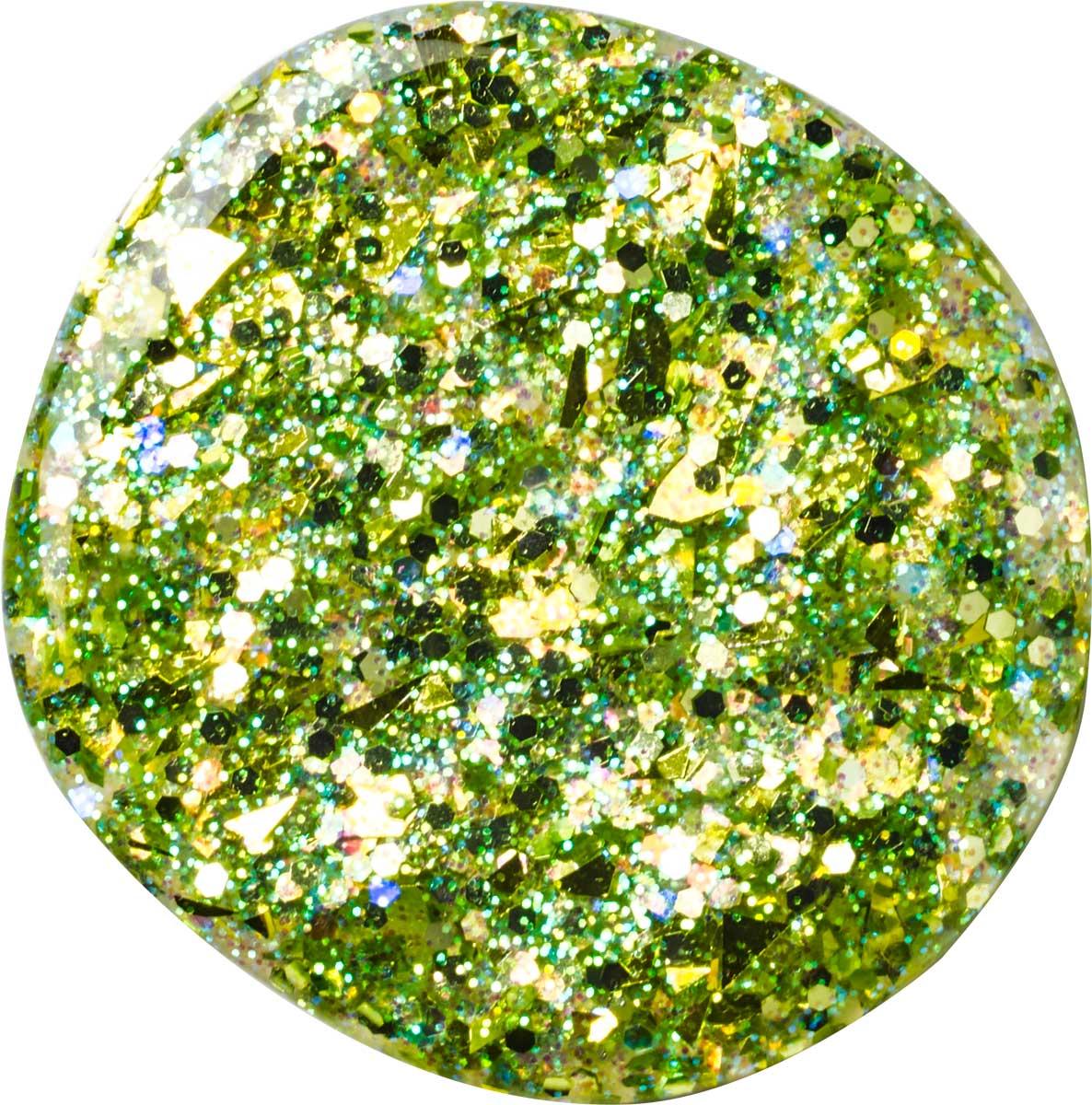 FolkArt ® Glitterific™ Acrylic Paint - Green, 2 oz. - 5880