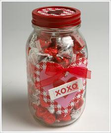 XOXO Jar