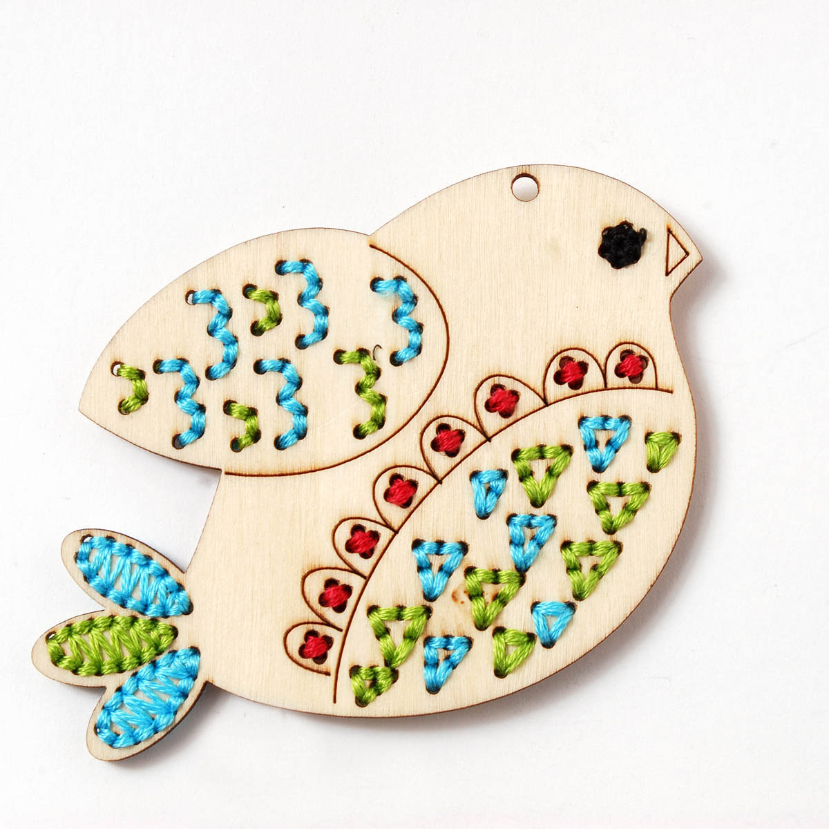Bucilla ® Handmade Charlotte™ Wood Stitchables - Bird