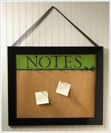 Notes Bulletin Board