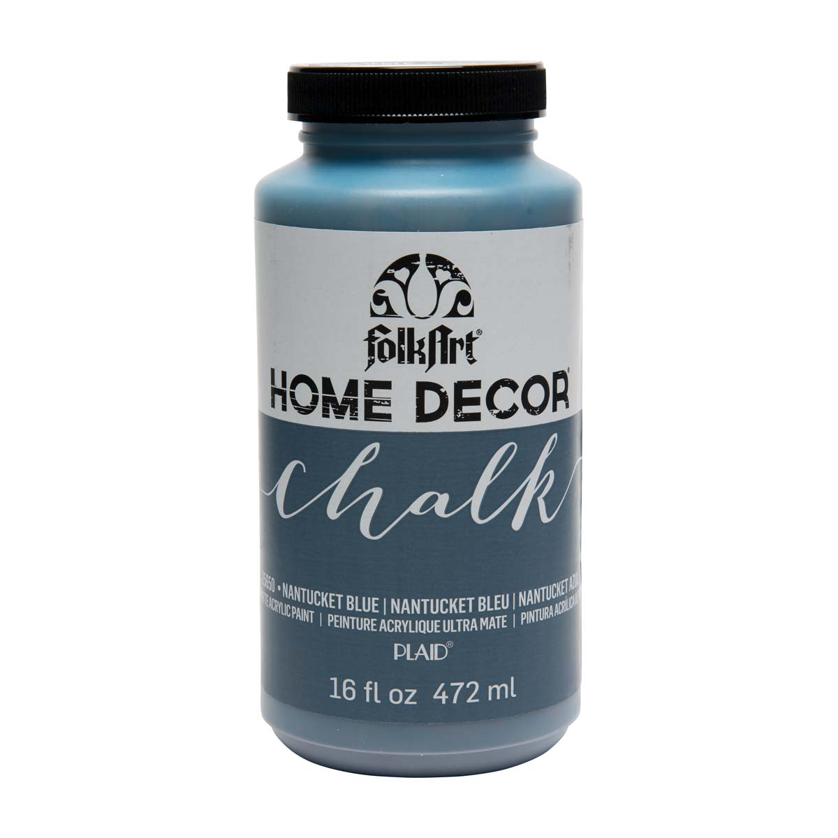 FolkArt ® Home Decor™ Chalk - Nantucket Blue, 16 oz. - 25650