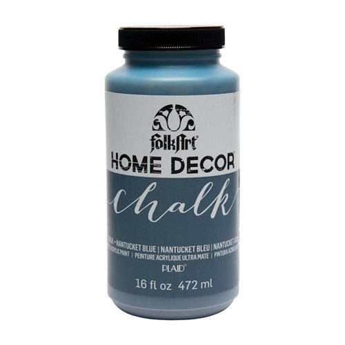 FolkArt ® Home Decor™ Chalk - Nantucket Blue, 16 oz.