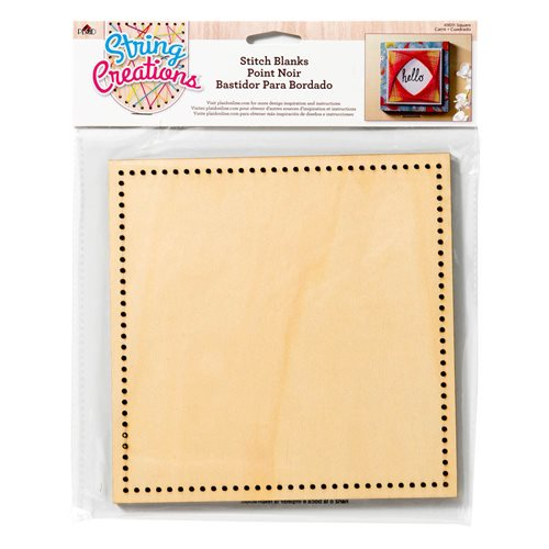 Bucilla ® String Creations™ Stitch Blanks - Square, Border Grid