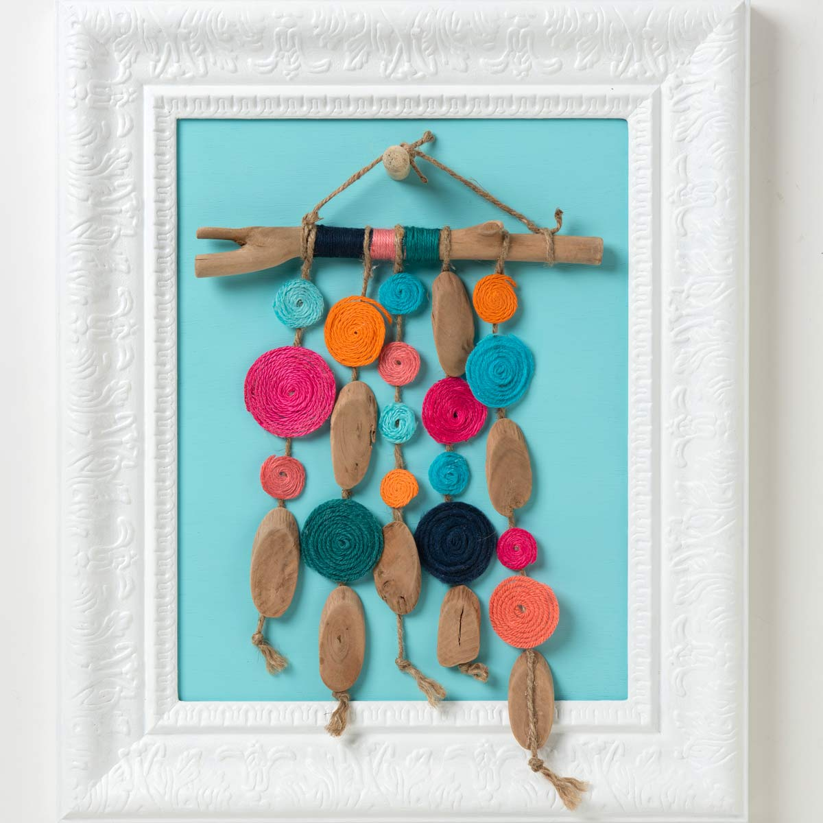 Yarn Wall-Hanging