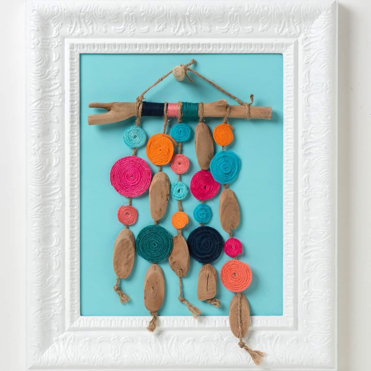 Yarn Wall-Hanging