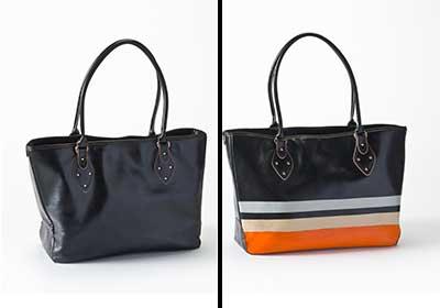 Leather Studio Handbag