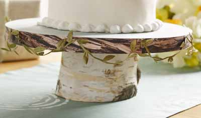 DIY Baby Shower Cake Stand