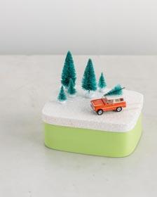 Car Gift Topper