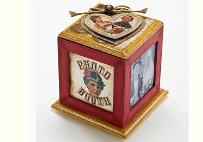 Romance Photo Booth Box