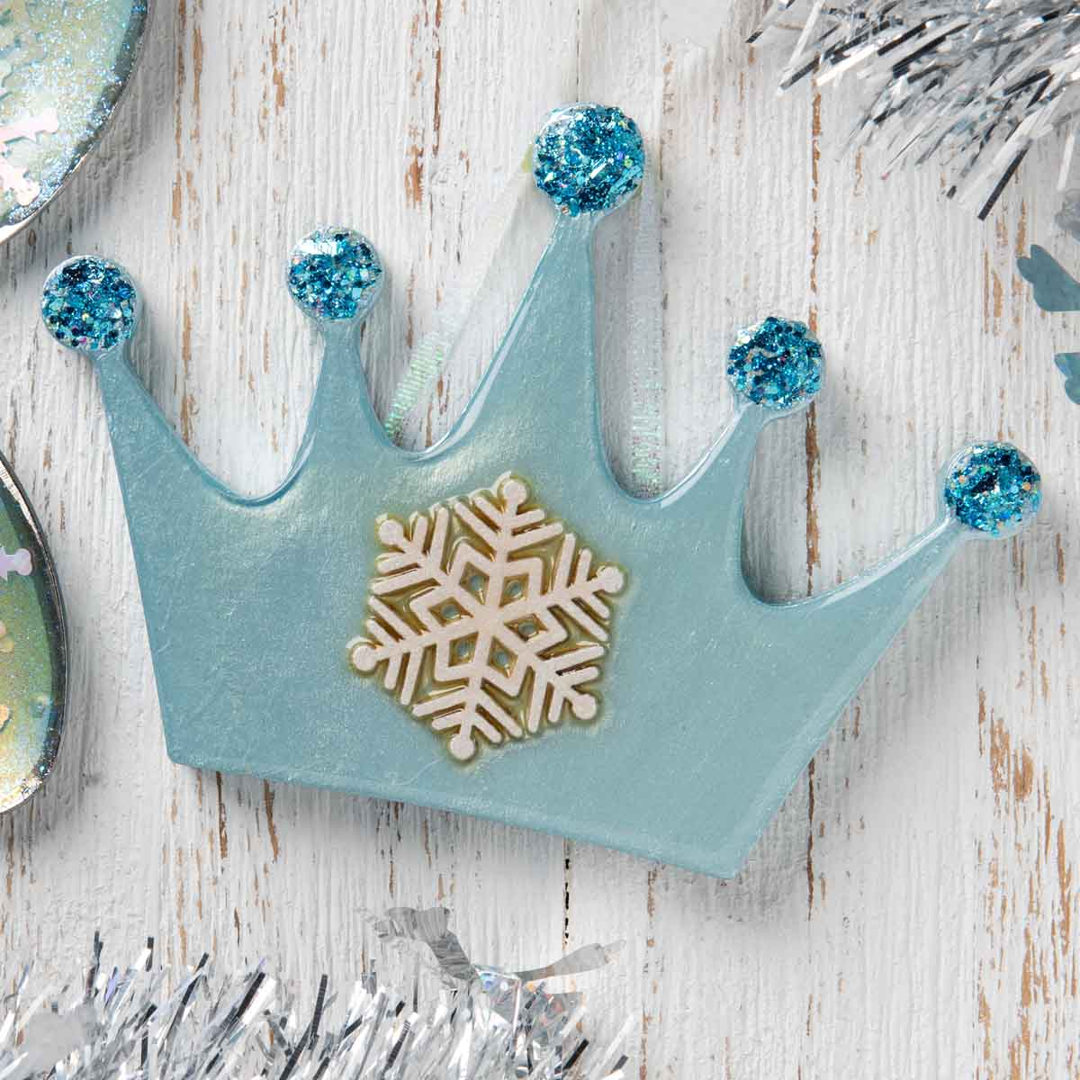 Frozen Christmas Ornaments