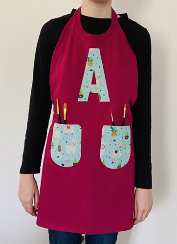 No-Sew T-Shirt Apron
