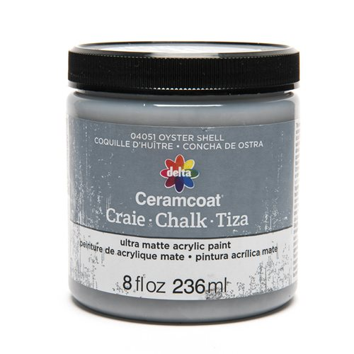 Delta Ceramcoat ® Chalk - Oyster Shell, 8 oz. - 04051