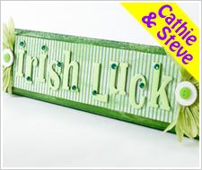 Irish Luck Sign