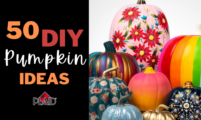 50 DIY Pumpkin Ideas