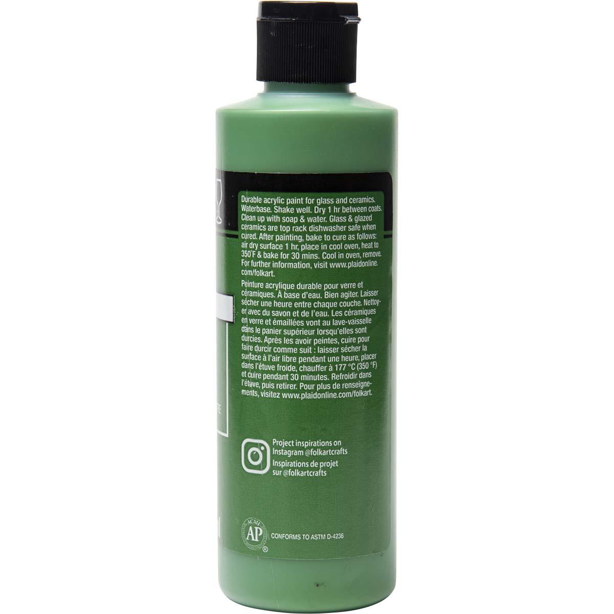 FolkArt ® Enamels™ - Evergreen, 8 oz.