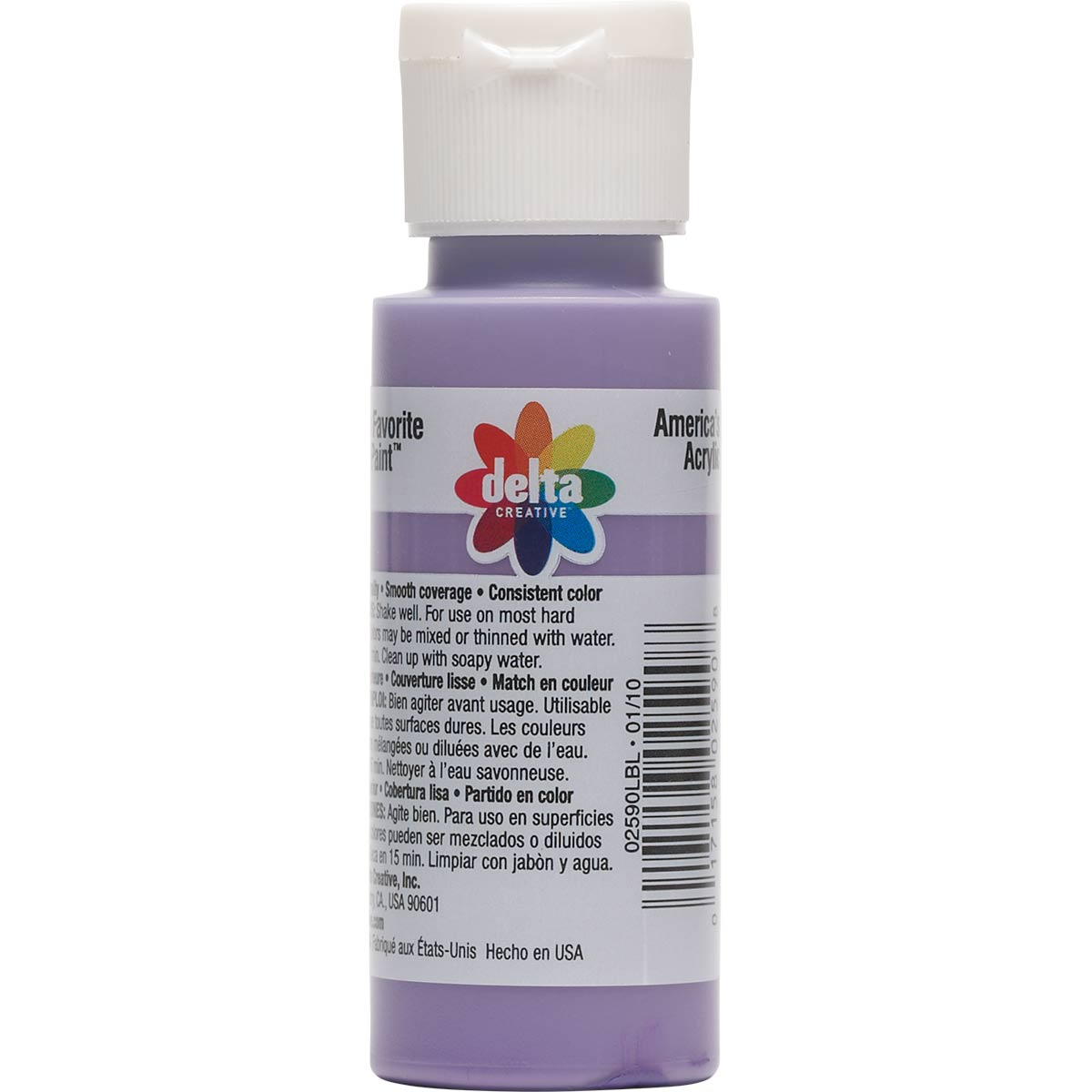 Delta Ceramcoat ® Acrylic Paint - Passion, 2 oz.