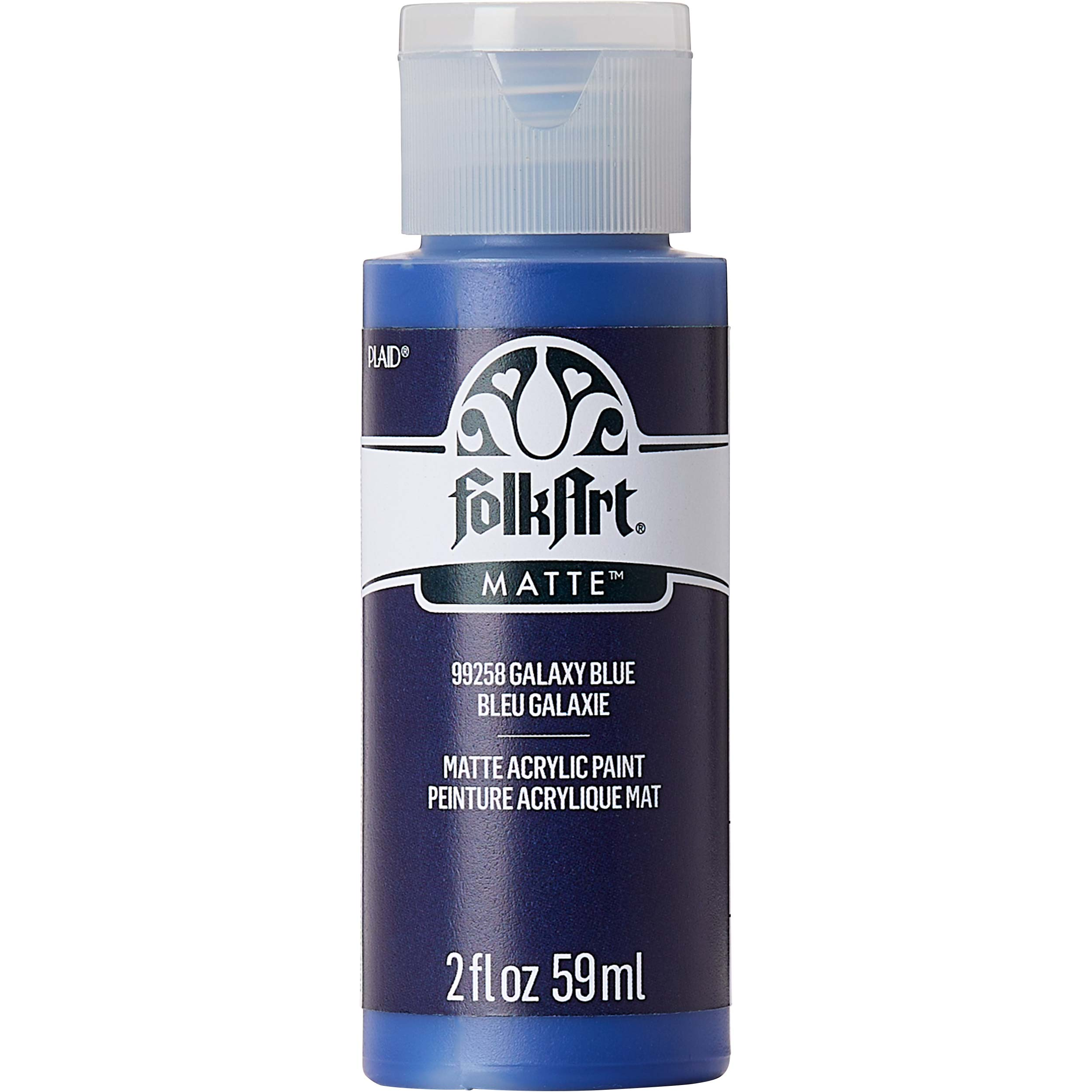 FolkArt ® Acrylic Colors - Galaxy Blue, 2 oz.
