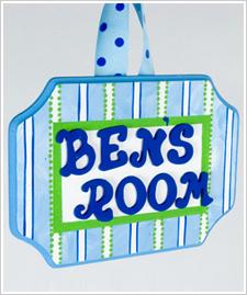 Ben's Room Hanger