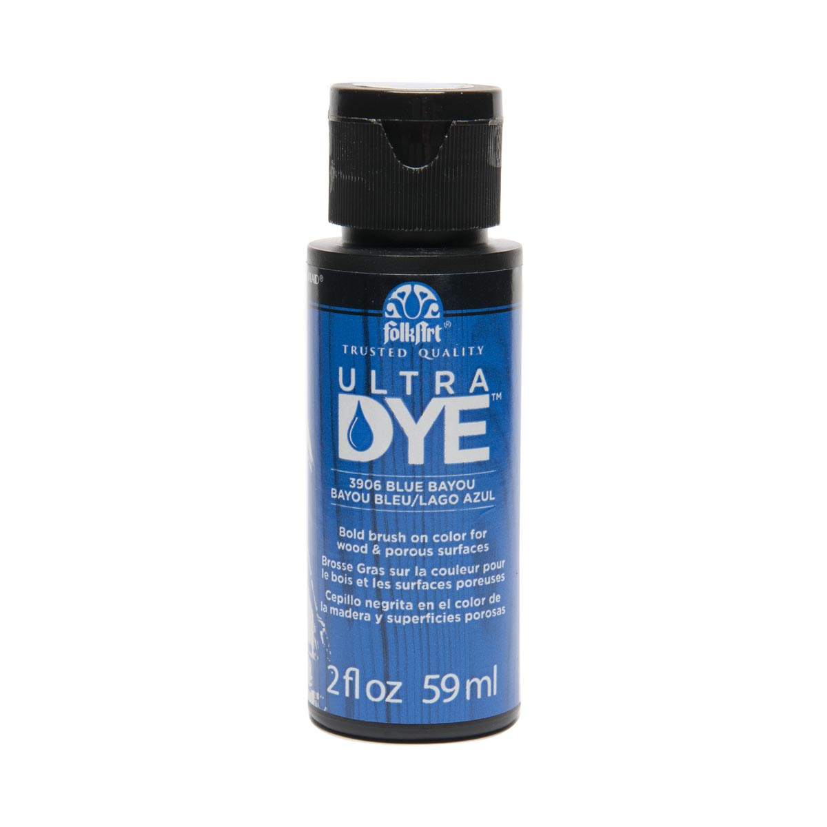 FolkArt ® Ultra Dye™ Colors - Blue Bayou, 2 oz.