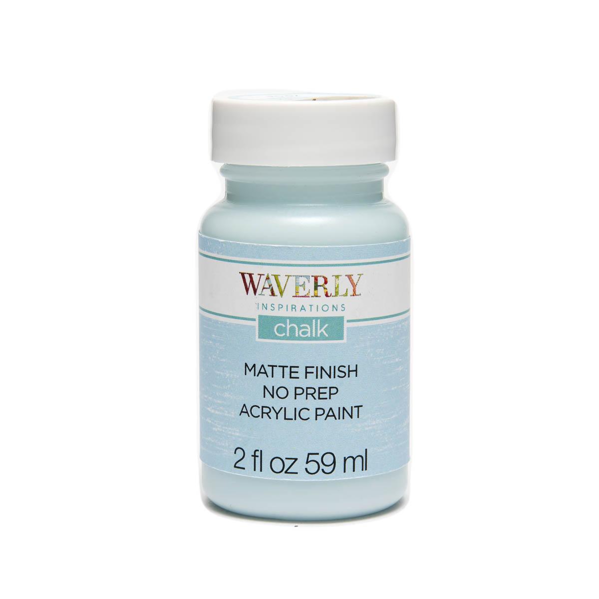 Waverly ® Inspirations Chalk Finish Acrylic Paint - Pool, 2 oz. - 60887E