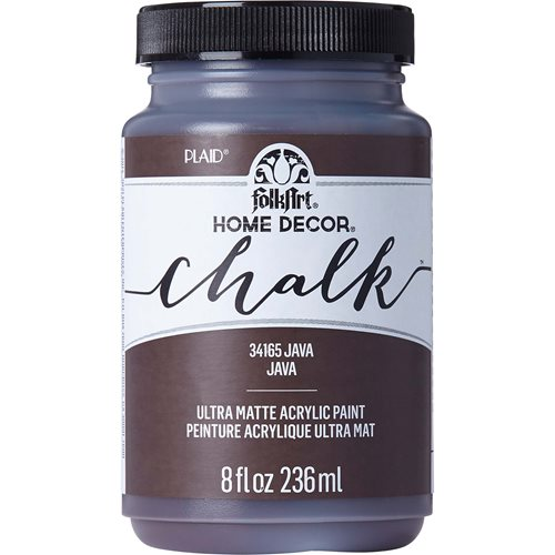 FolkArt ® Home Decor™ Chalk - Java, 8 oz.
