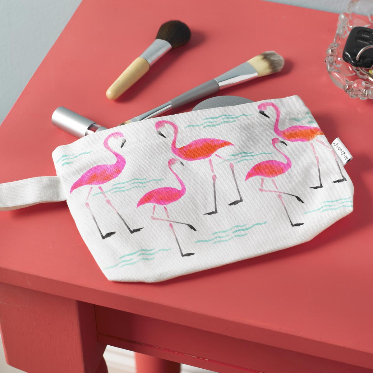 FolkArt ® Painting Stencils - Small - Flamingo
