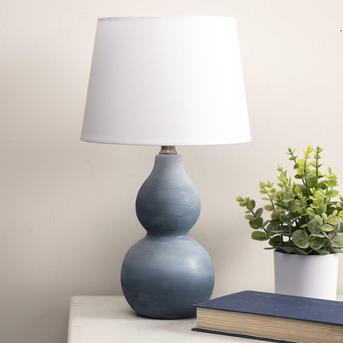 Terra Cotta Lamp