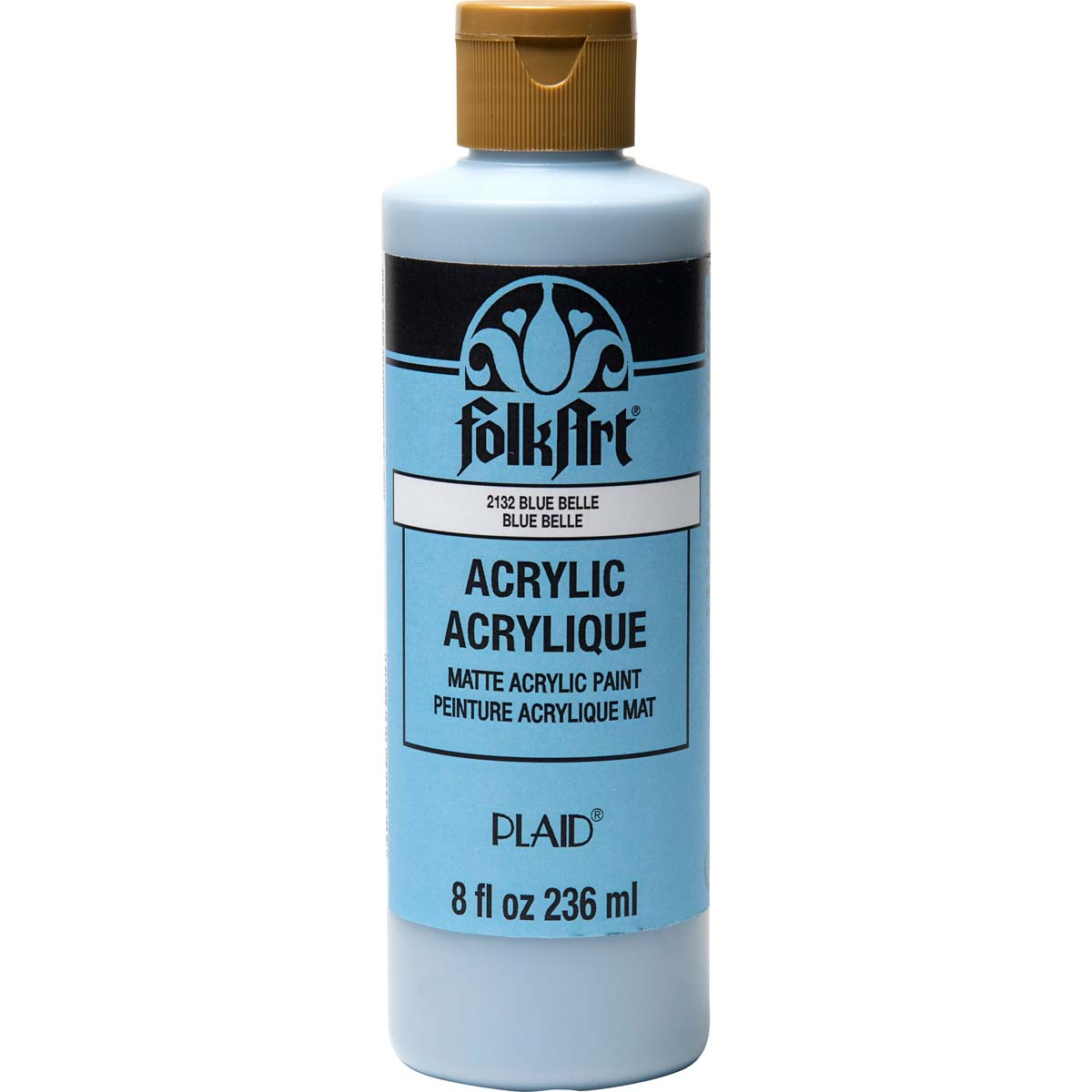FolkArt ® Acrylic Colors - Blue Belle, 8 oz. - 2132