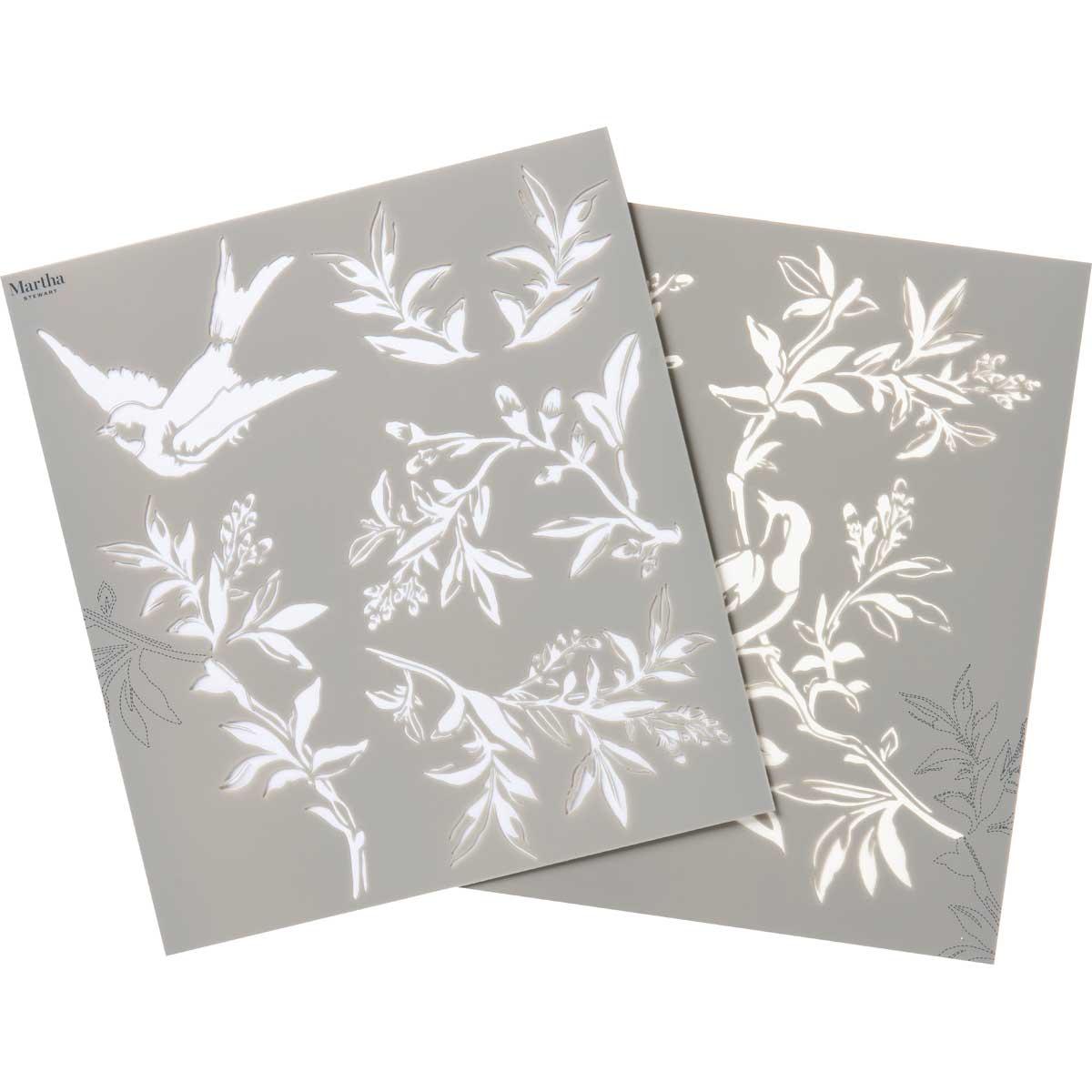 Martha Stewart ® Laser-Cut Stencil - Chinoiserie - 17653
