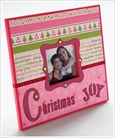 Christmas Joy Frame