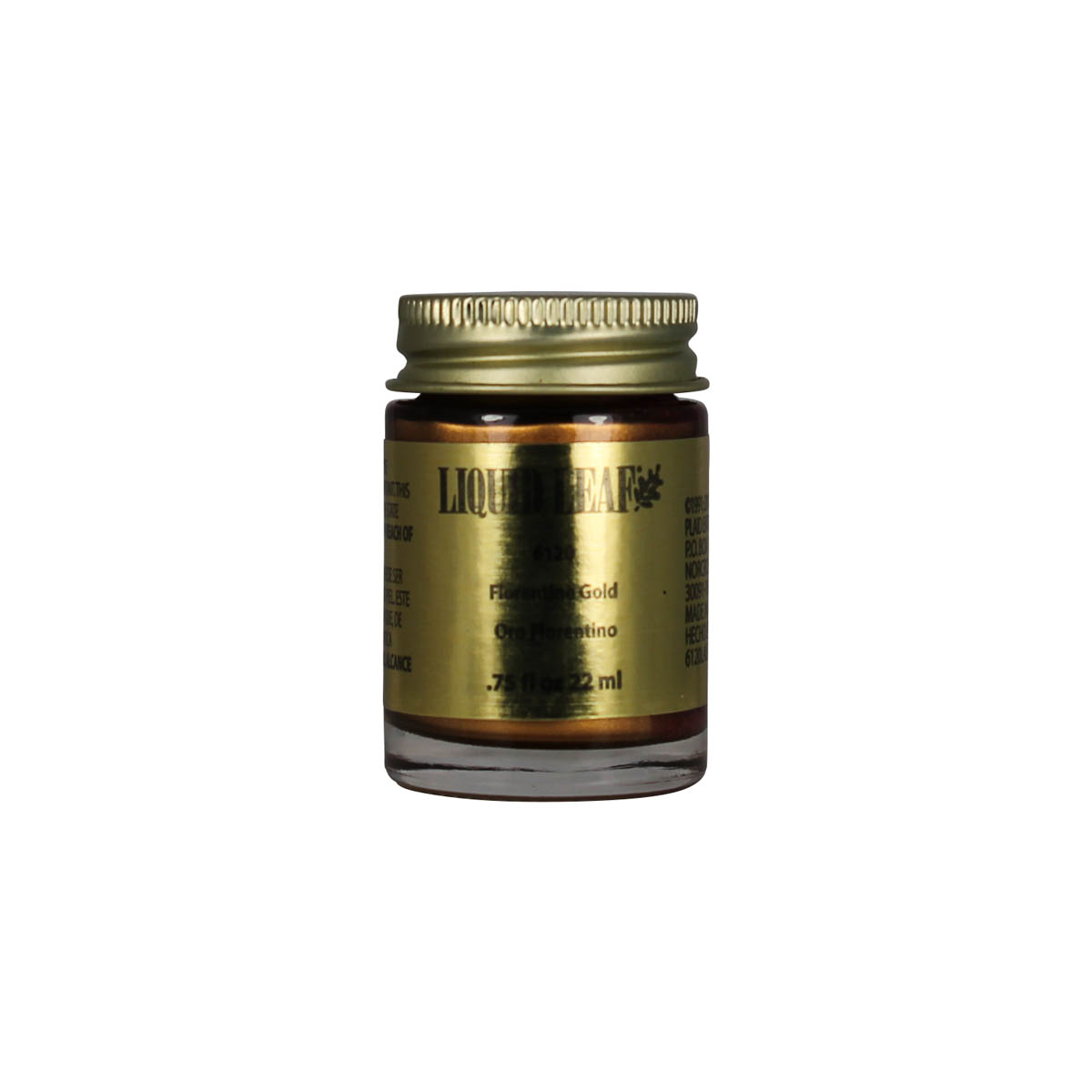 LIQUID LEAF FLORENTINE 3/4 OZ.