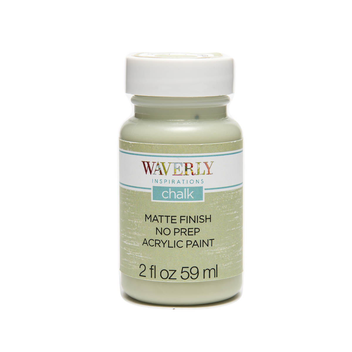 Waverly ® Inspirations Chalk Finish Acrylic Paint - Celery, 2 oz. - 60885E