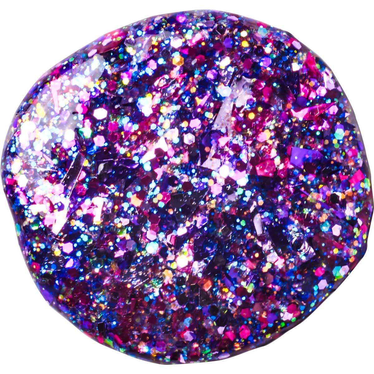 FolkArt ® Glitterific™ Acrylic Paint - Princess, 2 oz.