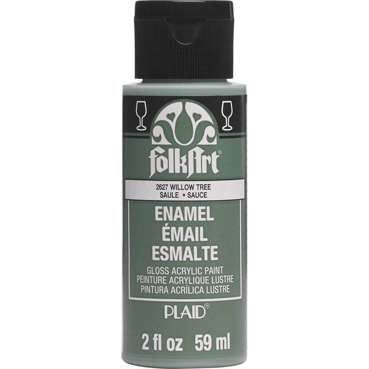 FolkArt ® Enamels™ - Willow Tree, 2 oz.