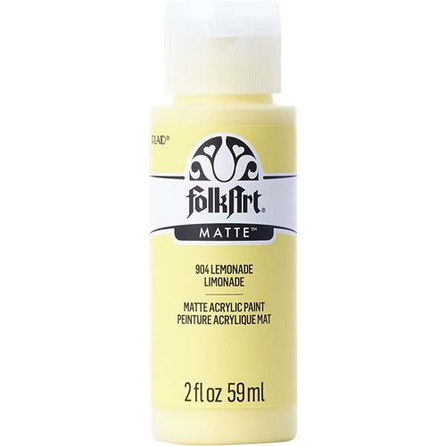 FolkArt ® Acrylic Colors - Lemonade, 2 oz.