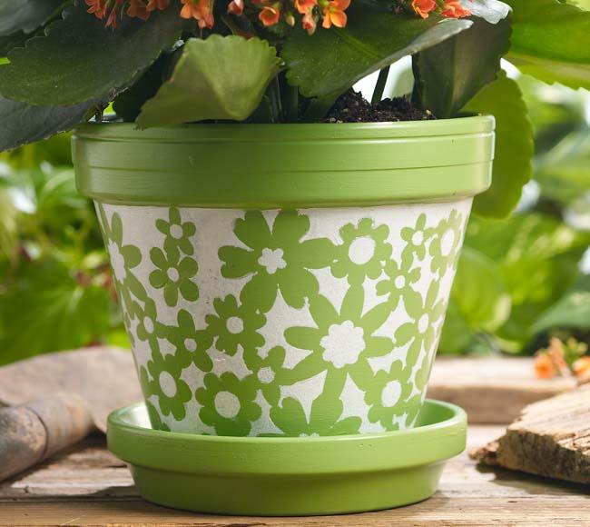 FolkArt ® Outdoor™ Acrylic Colors Paint Set 6 Color - Basics - 7537