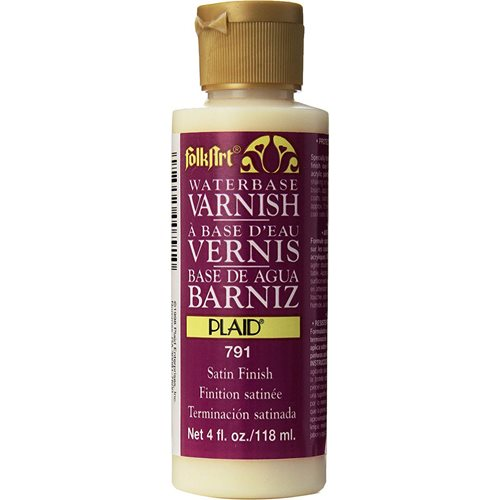 FolkArt ® Finishes - Waterbase Varnish, 4 oz.