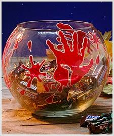 Spooktacular Treat Bowl