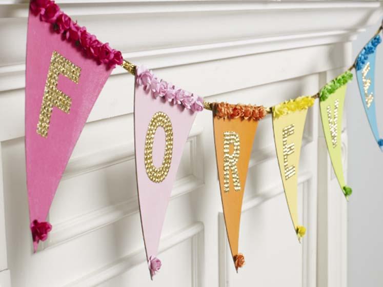Adoption Celebration Idea Forever Banner Project Plaid Online