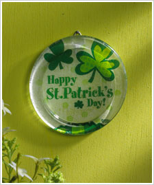 St. Patty's Day Wall Hanging