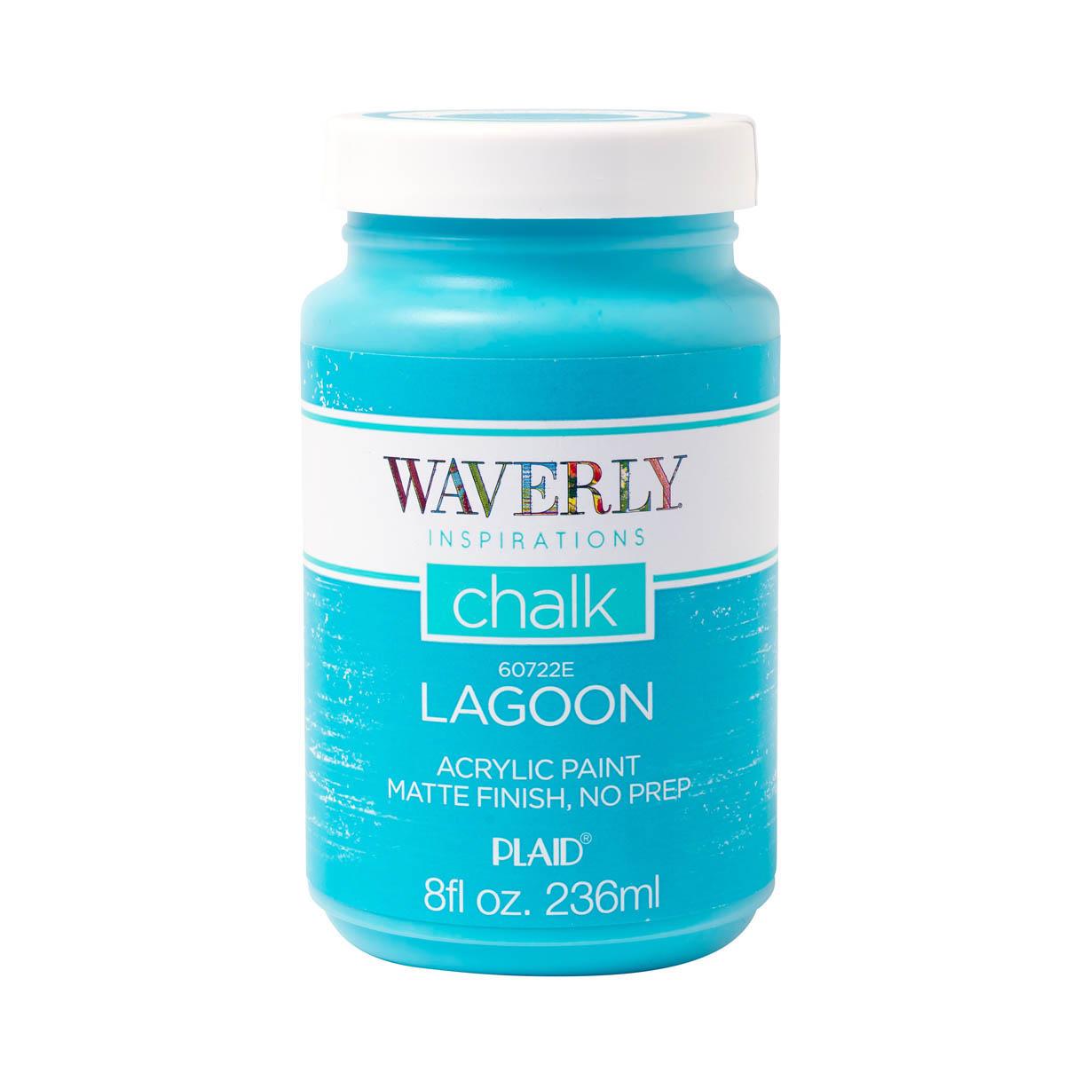 Waverly ® Inspirations Chalk Acrylic Paint - Lagoon, 8 oz.