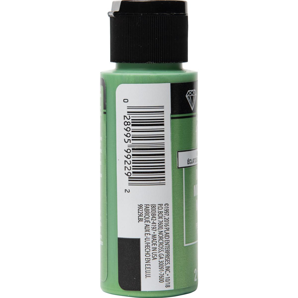 FolkArt ® Metallics - Jade Shimmer, 2 oz. - 99229