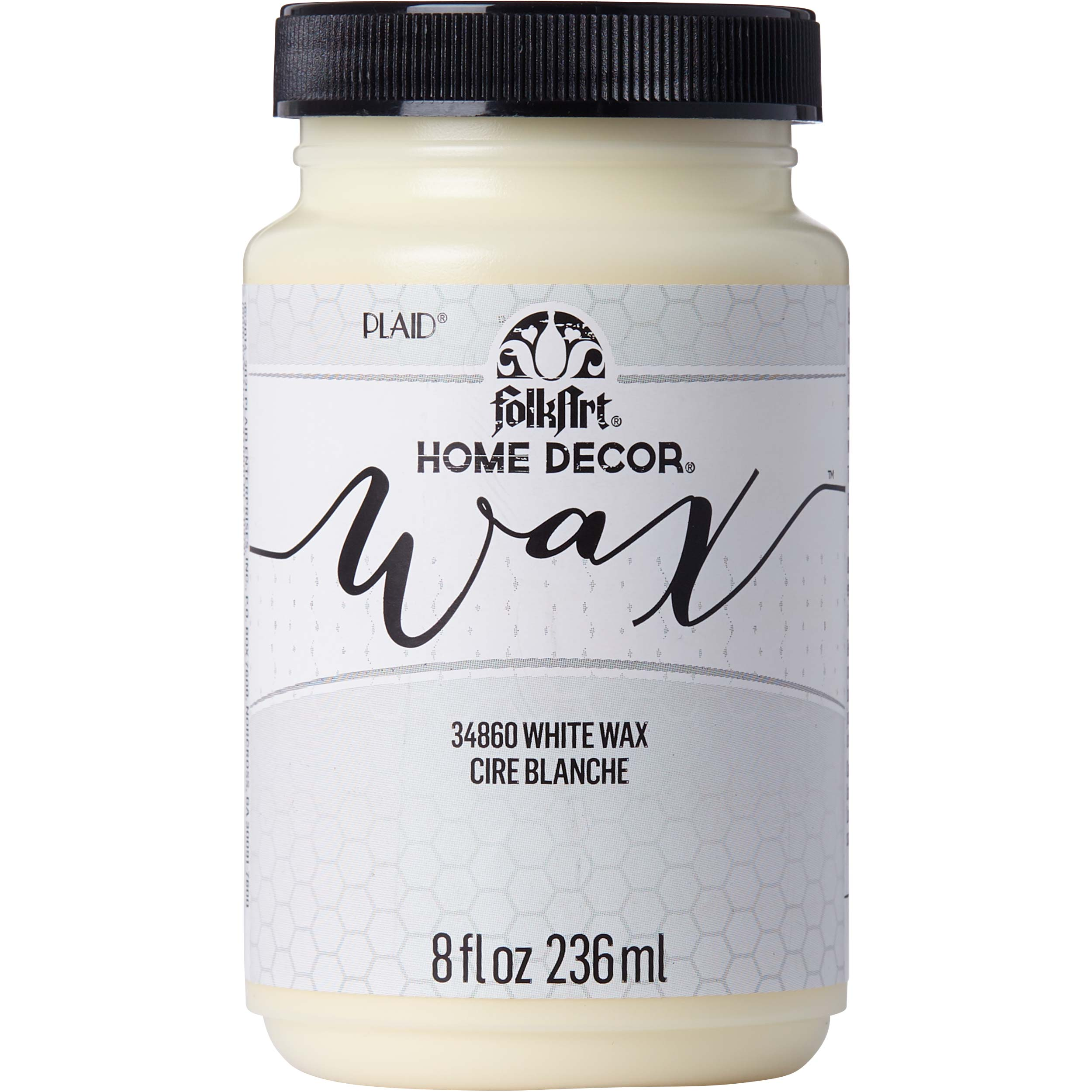 FolkArt ® Home Decor™ Wax - White, 8 oz.
