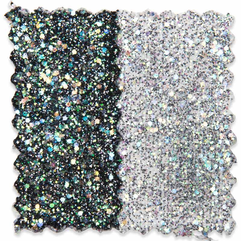 Fabric Creations™ Fantasy Glitter™ Fabric Paint - Meteor Shower, 2 oz.